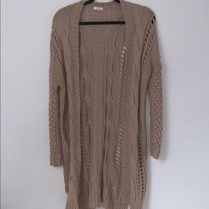 BP Nordstrom Knit Cardigan